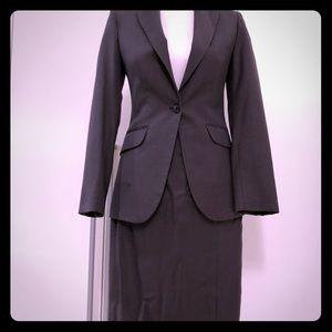 Dresses & Skirts - Reduced price! Dark gray Australian designer suit